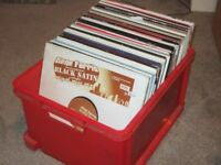 """125 x 12"""" House Music Vinyl Records Collection 90's- 2000's. QUALITY!"""