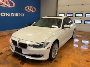 2014 BMW 328 i xDrive AWD/ LEATHER HEATED & POWER SUNROOF!