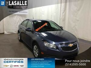 2013 CHEVROLET CRUZE LT TURBO LT Turbo $49.99 PAR SEM O CASH 72
