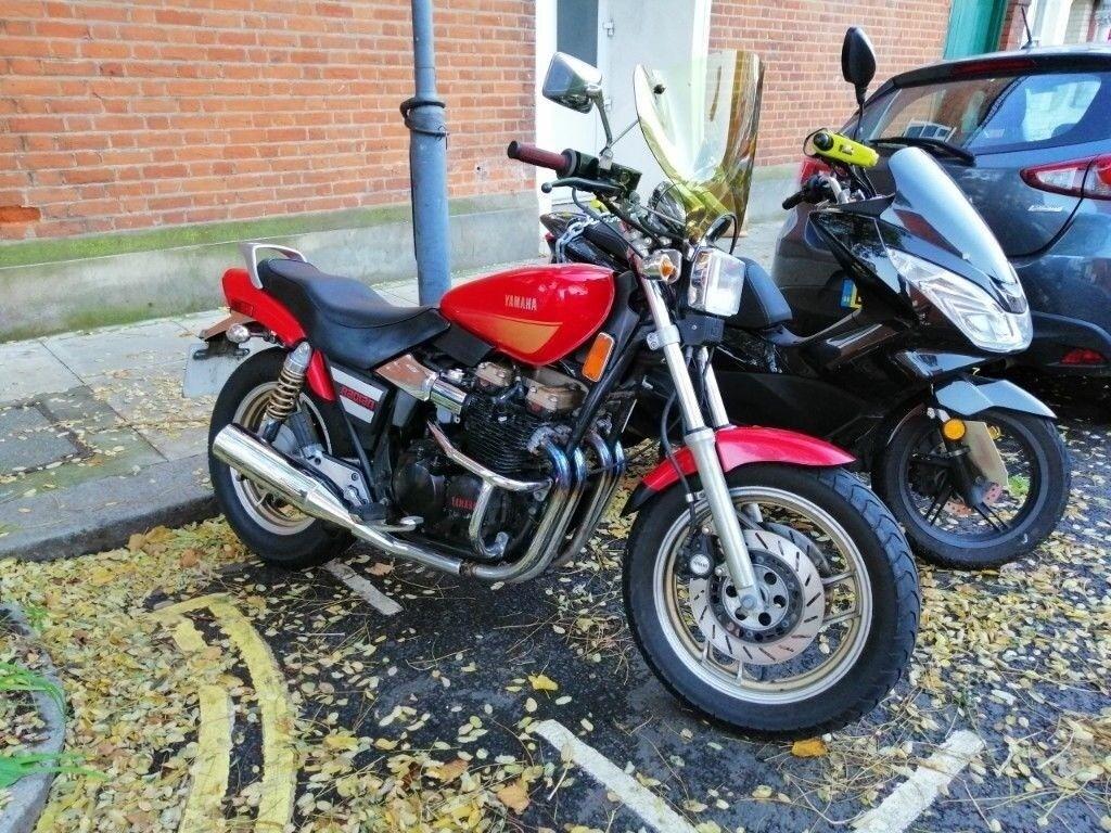 1986 yamaha radian 600 - $1000 (Gainesville) | Motorcycles