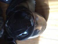 Caberg V2R Motorcycle Helmet.