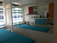Relaxing massage by Nirvana wellbeing for mind&body
