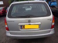 BREAKING - Vauxhall Astra Clu 8V Estate 1.6L Petrol 83BHP ---- 2000