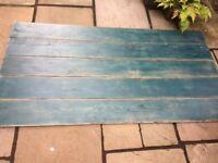 15mm green painted engineered flooring . 3mm hardwood Oak top laminate