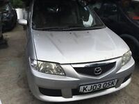 2003 MAZDA PREMACY D GXE (MANUAL DIESEL)- FOR PARTS ONLY