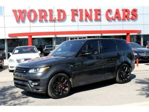 2016 Land Rover Range Rover Sport V8 Supercharged | Autobiograph