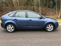 Ford Focus diesel, 66,000 miles, very good condition £1,795
