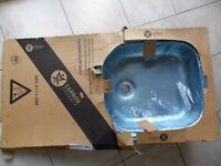 NEW Carron Phoenix Single Drainer Kitchen Sink S/S Precision Plus 100