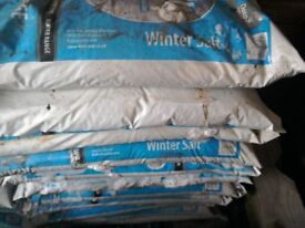 Winter salt ready for the bad weather coming 3 for £10