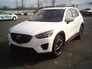 2016 Mazda CX-5 GT / LEATHER / NAVIGATION / SUNROOF / AWD