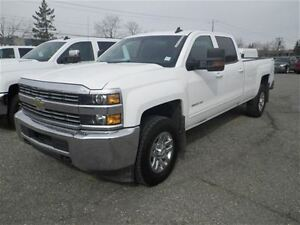 2015 Chevrolet SILVERADO 3500HD LT|Remote Start|Power Options|Ke
