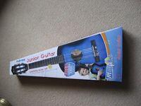 MUSIC ALLEY HALF SIZE JUNIOR GUITAR.