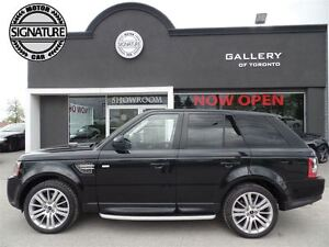 2012 Land Rover Range Rover Sport **HSE*LUX**ONE OWNER*