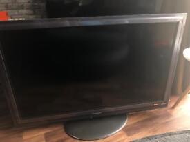 "42"" inch TV Panasonic FLAT VIERA randomly working, please read!"