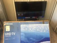"Samsung 49"" 4k ultra HD smart led tv ue49ku6400"