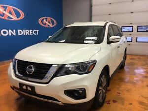 2017 Nissan Pathfinder SV AWD/ 7 PASSENGER/ HEATED SEATS/ BAC...