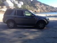LHD Land Rover FreeLander in Ibiza Low Miles