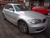 BMW 1 SERIES 2.0 118D***FULL SERVICE HISTORY***ONE OWNER FROM NEW***ROAD TAX £30***ONLY 3295