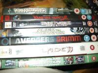 DVD BUNDLE (34 ITEMS)