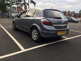 Vauxhall Astra 1.6 gun metal grey