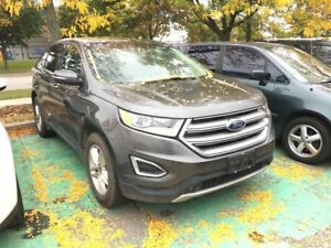 2016 Ford Edge SEL, LEATHER, NAVIGATION, SUNROOF