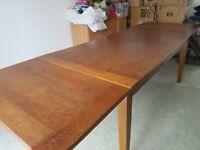 Extending Dinner Table (170cm- 280cm) Good Condition