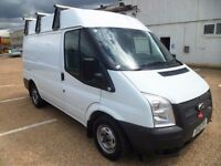 Finance- £138 Per Month - Ford Transit 2.2 100 T280 - 1 Owner - FSH - 1 Year MOT - Warranty-300 -280