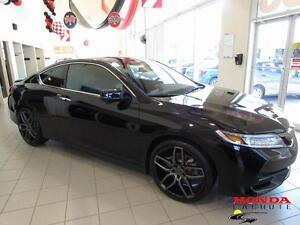2016 Honda Accord Coupe Touring *Financement 0.99%*