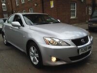 LEXUS IS 220d 2009 DIESEL FULL SERVICE HISTORY PX WELCOME HPI CLEAR