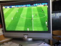 "26"" Panasonic Viera Hd Freeview Lcd Television"