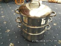 steamer saucepan