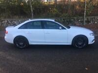 2010 Audi S4 3.0 Tfsi V6 S Tronic Ibis White 49000 Miles