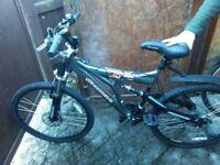 XT950 SHOCKWAVE 21 GEARS MOUNTAIN BIKE