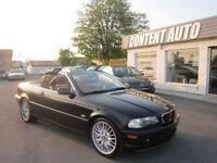 2002 BMW Série 3 330Ci decapotable automatique  cuir