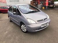 CITROEN XSARA PICASSO PART EX TO CLEAR