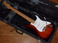 Fender USA Stratocaster 1995 with Fender TBX tone control