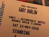 Gary Barlow - Killarney , Ireland