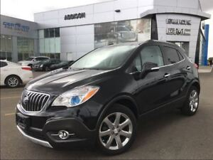 2014 Buick Encore One owner, accident free