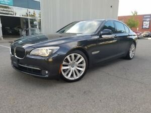 2009 BMW 7 Series i DVD HEADS UP DISPLAY FULLY LOADED