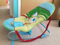 Baby bouncer MINT CONDITION