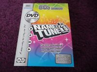 Name that Tune 80's edition, DVD BOARD GAME, ideal for music lovers of 1980's, £5