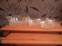 A stunning 7 piece dessert Set. Never used, stilled boxed