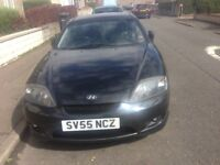 Quick sale of my 55plate hyundai coupe