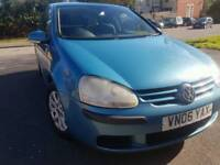 VW GOLF TDI,1.9,12MONTHS MOT,SERVICE HISTORY,VERY RELIABLE, CD BIG BOOT £1275 ONO