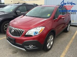 2015 Buick Encore Convenience FWD POWER SEAT ONE OWNER LOW KMS!!