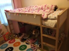 Free children's bed - needs to go today