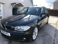 BMW 120d M SPORT DIESEL FSH £3795!!