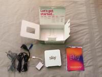 Sky Hub SR101 wireless broadband router
