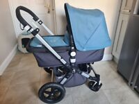 Bugaboo Cameleon 3 travel system with Maxi Cosi Pebble car seat