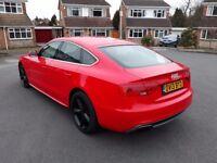 Audi a5 s line 2013